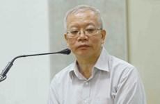 Đề nghị mức án 29 năm tù đối với nguyên Chủ tịch HĐQT PVTEX