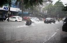 Bắc Bộ và Thanh Hóa, Nghệ An bước vào cao điểm đợt mưa diện rộng