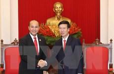 Tăng cường hợp tác giữa thế hệ trẻ Việt Nam-Campuchia