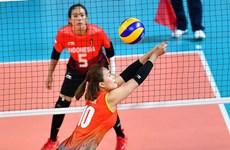 Thắng Indonesia, bóng chuyền Việt Nam quyết giành hạng 5 chung cuộc