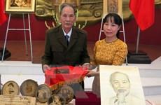 Tiếp nhận 189 tư liệu, hiện vật quý về Chủ tịch Hồ Chí Minh