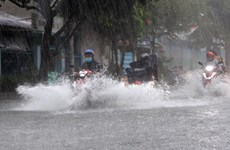 Bắc Bộ tiếp tục có mưa vừa, mưa to trong đêm 2 ngày 3/9