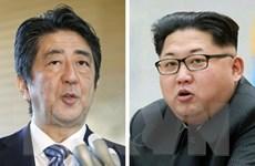 Ông Abe nêu rõ điều kiện tiên quyết cho thượng đỉnh Nhật-Triều