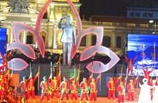 Hoành tráng Chương trình nghệ thuật 'Việt Nam - Con đường vinh quang'