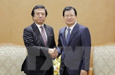 Thúc đẩy hợp tác Việt-Nhật trong lĩnh vực kinh tế, khoa học biển