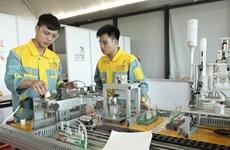 Đoàn Việt Nam dự thi Tay nghề ASEAN hoàn thành xuất sắc mục tiêu