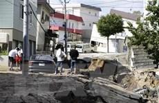 Nhật Bản: 32 người mất tích sau động đất tại Hokkaido