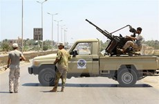 Pháp kêu gọi Libya tổ chức bầu cử đúng ngày theo kế hoạch