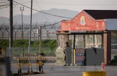 Các nhà ngoại giao nước ngoài thăm Khu phi quân sự DMZ