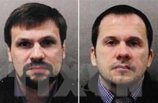 5 nước ra tuyên bố chung về vụ cựu điệp viên Skripal bị đầu độc