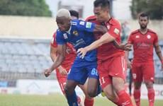 V-League: Quảng Nam FC chiến thắng sau chuỗi 7 trận toàn thua