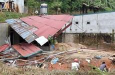 Khẩn trương khắc phục hậu quả sự cố vỡ đập bãi thải tại Lào Cai