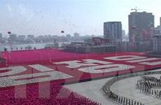 Lãnh đạo Đảng, Nhà nước gửi điện mừng kỷ niệm Quốc khánh Triều Tiên