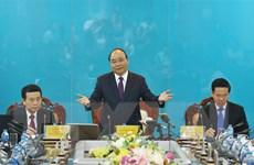 Thủ tướng: Đưa Việt Nam thành cường quốc công nghệ thông tin