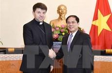 Việt Nam luôn tôn trọng và bảo đảm quyền tự do tín ngưỡng tôn giáo