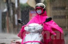 Khu vực Bắc Bộ khả năng có mưa rất to và dông vào ngày 14/9