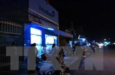 Hai nghi can vụ cướp ngân hàng Vietinbank tại Tiền Giang đã sa lưới