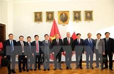 Việt Nam luôn trân trọng sự giúp đỡ, ủng hộ quý báu của Ba Lan