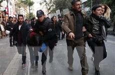Cảnh sát Thổ Nhỹ Kỳ bất ngờ bắt khẩn cấp 85 quân nhân