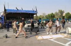 Tấn công tại cuộc diễu binh ở Iran, nhiều người thiệt mạng
