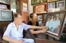 Tình cảm gần gũi của Chủ tịch nước với thầy trò trường THPT Kim Sơn B