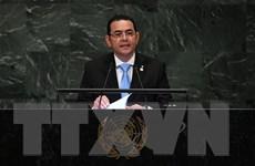 Tổng thống Guatemala kêu gọi LHQ thay thế người đứng đầu CICIG