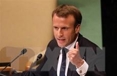 Tổng thống Pháp Macron nhấn mạnh ủng hộ chủ nghĩa đa phương