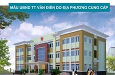 """Hà Nội: Ý kiến trái chiều về """"đồng phục"""" cho 500 trụ sở phường, xã"""