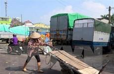 """Chủ tịch Hà Nội yêu cầu làm rõ, xử lý vụ """"bảo kê"""" tại chợ Long Biên"""