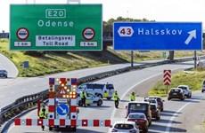 Đan Mạch ngừng truy tìm xe Volvo sau cuộc tìm kiếm khẩn cấp