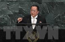 Triều Tiên: Các lệnh trừng phạt liên tiếp làm tăng hoài nghi với Mỹ