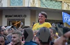 Bầu cử Brazil: Ứng cử viên cánh hữu đang chiếm lợi thế