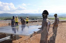Gần 20.000 tỷ đồng đầu tư vào các dự án điện Mặt Trời tại Tây Ninh