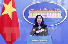 Việt Nam đề nghị các nước tích cực duy trì hòa bình các vùng biển