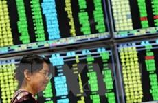 Đồng USD tăng giá mạnh đẩy chứng khoán châu Á đi xuống