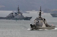 Nhật Bản không tham gia thao diễn hải quân quốc tế ở Hàn Quốc