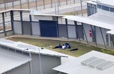 Australia đóng cửa một trại tị nạn lớn trên Đảo Giáng sinh