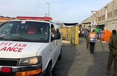 Tấn công khu công nghiệp tại Bờ Tây, ba người Israel bị thương