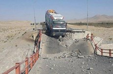 Afghanistan: Taliban phá cầu, cắt đứt giao thông nối thủ đô và ba tỉnh