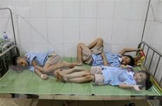 Vụ ngộ độc tập thể ở Ninh Bình: Học sinh đã đi học bình thường