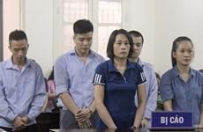 Hà Nội: Nguyên cán bộ Công an quận lĩnh án 18 năm tù do buôn ma túy