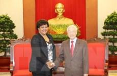 Việt Nam ủng hộ sự nghiệp cách mạng chính nghĩa của nhân dân Cuba
