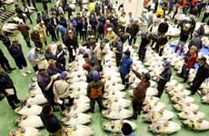 Chợ cá nổi tiếng của Tokyo chính thức hoạt động tại địa điểm mới