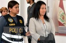 Peru: Lãnh đạo đảng đối lập bị bắt với cáo buộc rửa tiền