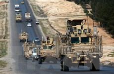 Thỏa thuận Thổ Nhĩ Kỳ-Mỹ về Syria bị trì hoãn chứ 'không tê liệt'