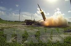 Mỹ chỉ trích Hàn Quốc không chi trả hệ thống phòng thủ THAAD