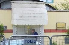 Thổ Nhĩ Kỳ xác định 8 nghi phạm trong vụ nhà báo Saudi Arabia mất tích