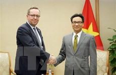 Việt Nam-Phần Lan tăng cường hợp tác phát triển năng lượng sạch