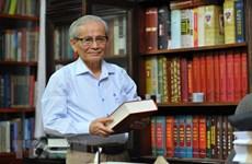 Trao Bằng khen của Ngoại trưởng Nhật truy tặng giáo sư Phan Huy Lê
