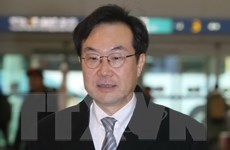 Phái viên hạt nhân hàng đầu của Hàn Quốc lên đường tới Mỹ